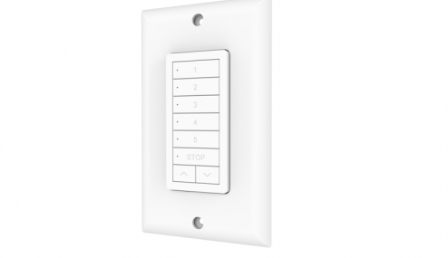 FlushWall Switch 800