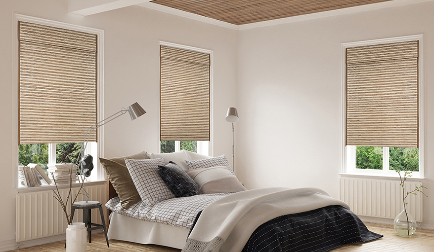 Roman Shades Magnificent Roman Shades Bedroom Style Collection